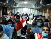 أحد العائدين من ليبيا: نعتذر للرئيس الدولة عن الإهانة لأنها كانت تحت تهديد السلاح