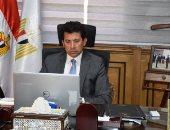 وزير الرياضة يشارك فى اجتماع الوكالة الدولية لمكافحة المنشطات عبر الفيديو كونفرانس
