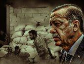 جرائم أردوغان.. مقتل أطفال أكراد أثناء لعبهم مع ذويهم فى قصف تركى