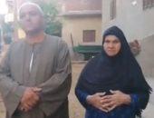 فيديو.. والدة عائدين من ليبيا: أشكر الدولة والرئيس السيسى على إعادة أولادى