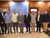 الغضبان: نادي بورسعيد الرياضي سيكون في أفضل صورة