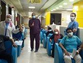 شفاء وخروج 13 حالة من مستشفى إسنا للعزل الصحى