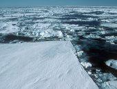 انخفاض الجليد البحرى الصيفى فى أنتاركتيكا بمقدار 400 ألف ميل مربع
