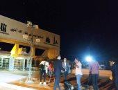 محافظ مطروح: توفير أتوبيسات لنقل العائدين من ليبيا لمقر إقامتهم ببنى سويف