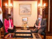 وزيرة الهجرة: المصريون الأرمن جزء لا يتجزأ من النسيج الوطنى المصرى