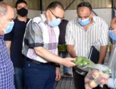 محافظ الشرقية يطلق مبادرة لتقديم مواد غذائية طازجة لدعم العمالة غير المنتظمة