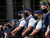 """""""معاملتهم غير عادلة"""".. مظاهرة للشرطة ضد الشعب فى بلجيكا"""