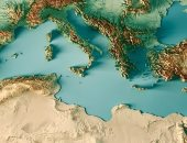 ديلى ميل: البحر المتوسط سيشهد انخفاضا فى هطول الأمطار بسبب تغير المناخ