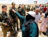 مظاهرات فلسطينية ضد خطة الاحتلال الإسرائيلى لضم أجزاء من الضفة الغربية