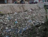 قارئة تناشد ردم الترعة المارة وسط الكتلة السكنية بقرية القشيش بشبين القناطر