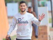 قصة صور .. ناصر ماهر يستهدف البقاء على شط إسكندرية من أجل عيون الأوليمبى