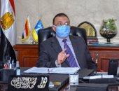 محافظ الإسكندرية يبرز أهمية مشروع محور المحمودية بالمحافظة