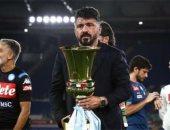 نابولي يستقر على تجديد عقد جاتوزو عامين موسمين مقابل 5 ملايين يورو