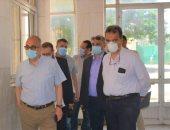تجهيز مبنى عزل جديد وآخر للأطفال المصابين بفيروس كورونا بمستشفيات جامعة الزقازيق