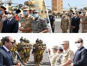 مدير إدارة الشئون المعنوية السابق: ماحدث اليوم رسالة ردع ومصر لا تهدد أحدا