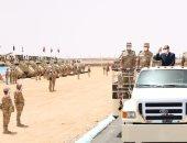 قيادة الجيش الليبى: الرئيس السيسى شجاع ويعبر عن موقف الأمة