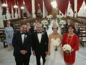 """الزواج فى زمن كورونا بالأردن ... """"الحياة بدها تمشى"""" ..صور"""