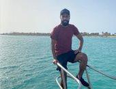 حسام عاشور: مبروك جمهور الاهلي العظيم ولعيّبته الرجالة الدوري 42