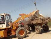 استمرار تطبيق حملات التطهير والتعقيم والنظافة بمدن كفر الشيخ