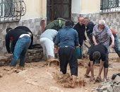 والى اسطنبول يعلن مقتل شاب سوري الجنسية بسبب السيول بإسطنبول اليوم