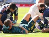 7 إصابات تضرب أرسنال قبل مواجهة ساوثهامبتون بالدوري الإنجليزي