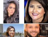 4 إعلاميين انتصروا فى معركتهم مع كورونا وظهروا على الشاشات مجددا