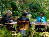 جونسون يحتفل بعيد ويندراش مع الجماعة الكاريبية البريطانية.. صور