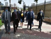 وزير الرياضة يطلق الحاضنة الأولى لريادة الأعمال بمركز شباب الجزيرة