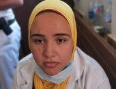 أسرة مريض يعتدون بالضرب على فنى معمل بمستشفى المحلة العام