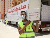 صندوق تحيا مصر: توزيع 500 طن مواد غذائية و36 طن دواجن لدعم الأسر الأولى بالرعاية