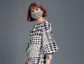 الموضة فى زمن كورونا.. صيحات جديدة فى أقنعة الوجه لإطلالة عصرية