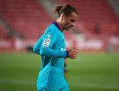"""برشلونة يحسم الجدل حول مستقبل جريزمان : """"ليس للبيع"""""""