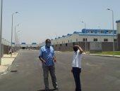 رئيس مدينة البياضية: قريبا افتتاح أول مجمع صناعى بمنطقة البغدادى.. صور