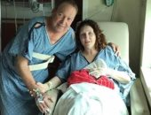 أرملة تنقذ حياة رجل مرتين..تتبرع بكليتها لنفس الشخص الذي منحته أعضاء زوجها