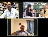 بعد قليل.. خبراء الدواء يكشفون حقيقة أدوية كورونا فى لايف اليوم السابع