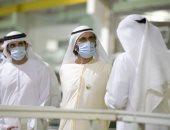 محمد بن راشد فى جولة بمزارع سمكية فى صحراء دبى: ننتج 3000 طن من الأسماك سنويا