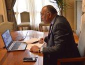 شكرى يبحث التعاون والتنسيق الثلاثى مع وزيرى خارجية الأردن والعراق