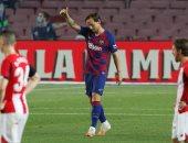 كل أهداف الثلاثاء.. برشلونة ينتزع فوزًا صعبًا من بلباو في الدوري الإسباني