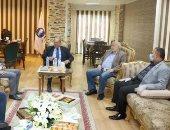 """""""مستقبل وطن"""" يواصل استقبال رؤساء الأحزاب للالتفاف حول القيادة السياسية"""