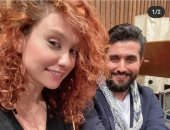 """لينا شماميان تتعاون مع أمين بوحافة في أغنية بفيلم يعرض بمهرجان """"كان"""""""