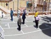 10 إجراءات احترازية لجامعة الإسكندرية استعدادا لامتحانات الفصل الثانى