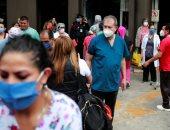 المكسيك تسجل 7646 إصابة جديدة بفيروس كورونا و588 وفاة