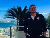 طبيب الزمالك يسبق بعثة الفريق إلى تونس استعدادًا لمواجهة الترجى