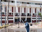 فيديو ..استاد الإسكندرية يعلن عودة النشاط الرياضى بعد توقف 4 أشهر