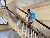 جامعة الأزهر تعقم المدن الجامعية قبل بدء امتحانات الفرق النهائية 4 يوليو