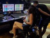 من الاستديو.. إليسا تضع اللمسات الأخيرة على ألبومها الجديد