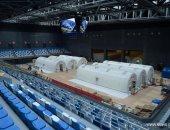 الصين تبدأ تشغيل أول مختبر متنقل قابل للنفخ لاجراء اختبارات كورونا فى بكين
