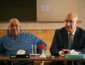 رئيس إنبى يبرم اتفاقية تعاون مع الاتحاد السكندرى فى مُكالمة مصيلحى