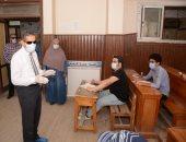 محافظ الغربية: ربط غرفة الأزمات بالغرف المركزية لمنع الزحام أمام لجان الثانوية