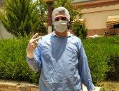 الجيش الأبيض.. نعمة الله مهندس أجهزة طبية بمستشفى صدر دكرنس فى مواجهة كورونا